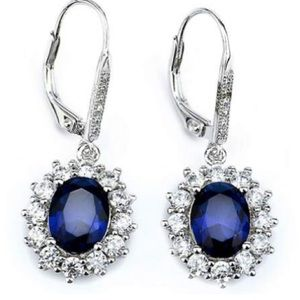 Jewelry - Kate Middleton inspired Sapphire ratings